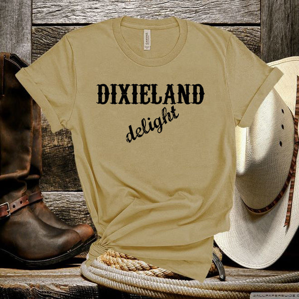 DIXIELAND delight Tshirt,Alabama,country music,Country music,Dixieland delight,Dixieland