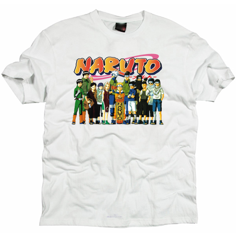 Naruto cartoon  T-shirt
