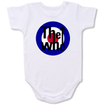 The Who Music Band Logo Baby onesie,Bodysuit,Baby creepers,Baby jumper,Baby one piece,Baby onesies,T shirt ,Band Tee