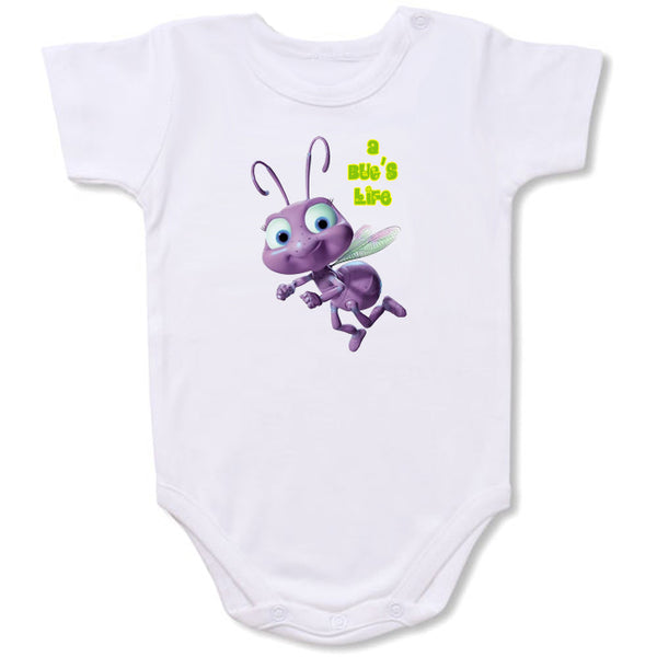 A  Bugs Life Cartoon Baby creepers,Baby jumper,Baby one piece,Baby onesies,T shirt ,Comics Tee,Funny T shirt