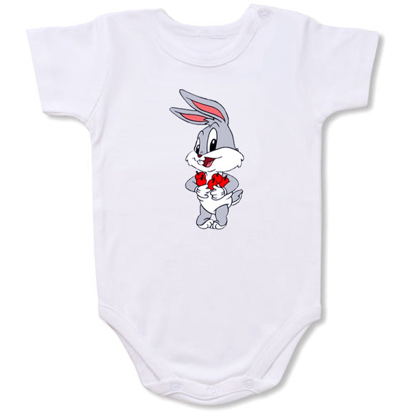 Bugs Bunny Baby_Bugs Cartoon Baby creepers,Baby jumper,Baby one piece,Baby onesies,T shirt ,Comics Tee,Funny T shirt Cartoon Baby creepers,Baby jumper,Baby