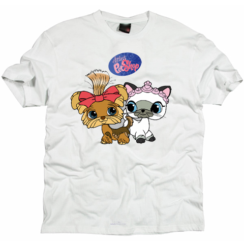 Littlest pet   shop T shirt