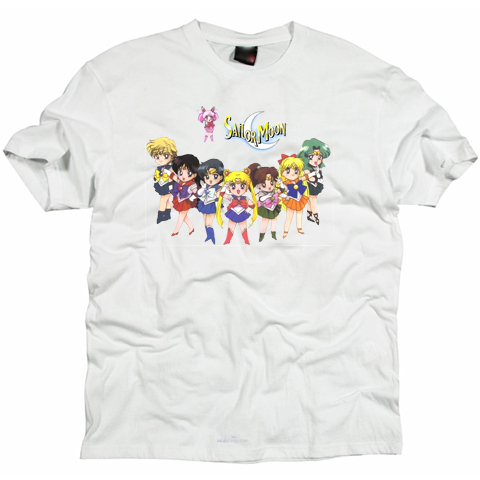 Sailor moon Tshirt