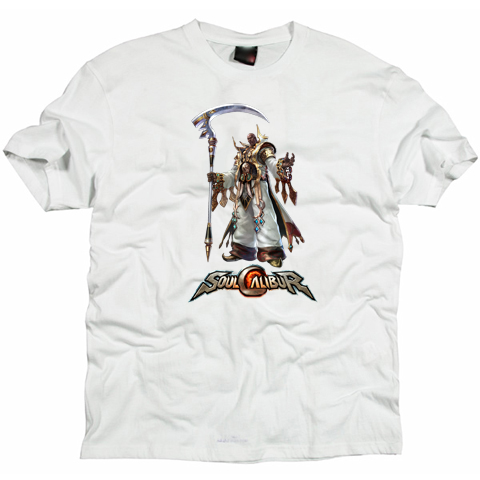 Soul calibur cartoon  T-shirt