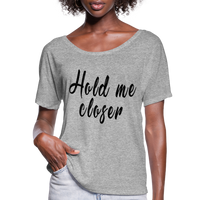 Tony Danza,Hold Me Closer,Music Flowy T-Shirt - imagineshops