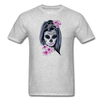 Halloween Mask Unisex Classic T-Shirt - heather gray