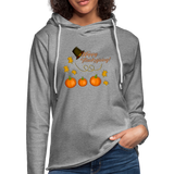 Happy Thanksgiving  Unisex Lightweight Terry Hoodie - imagineshops