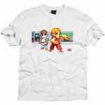 Super puzzle fighter Tshirt