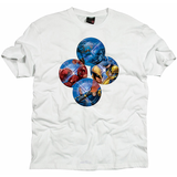 Xmen Marvel Comics  Cartoon  T-shirt