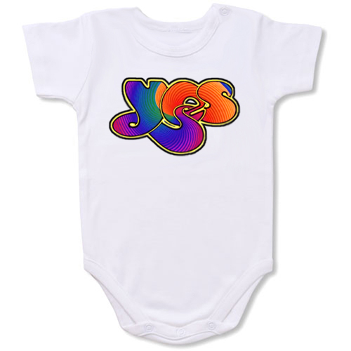 Yes Music Band Logo Baby onesie,Bodysuit,Baby creepers,Baby jumper,Baby one piece,Baby onesies,T shirt ,Band Tee