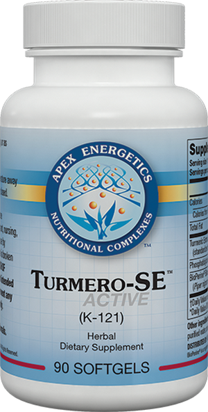 Turmero SE, 90 Softgels Apex