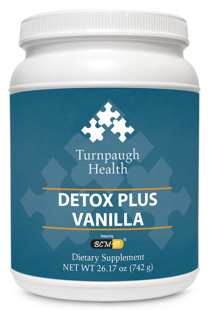 Detox Plus Vanilla (formerly OptiCleanse GHI)