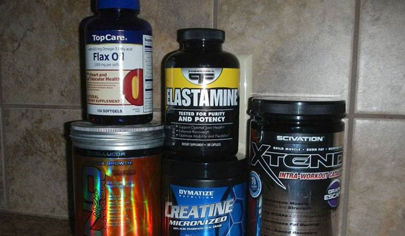 Workout Supplements – The Stack