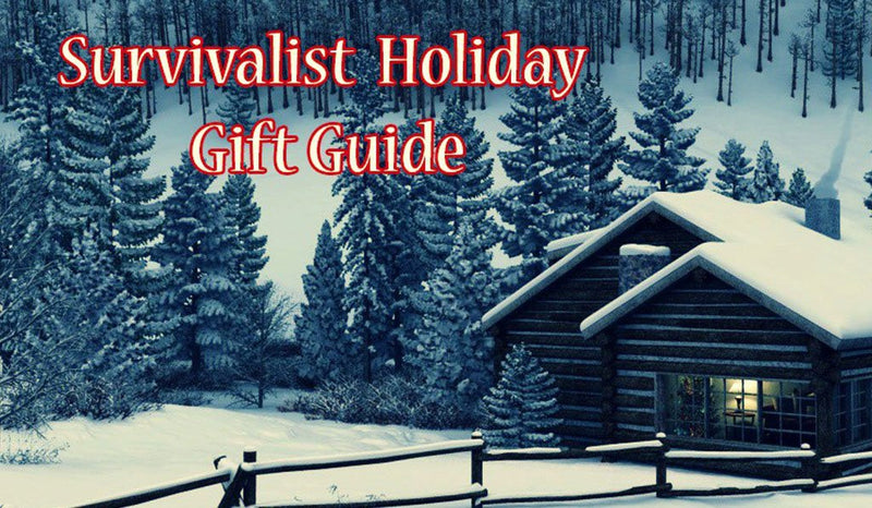 Survivalist Holiday Gift Guide