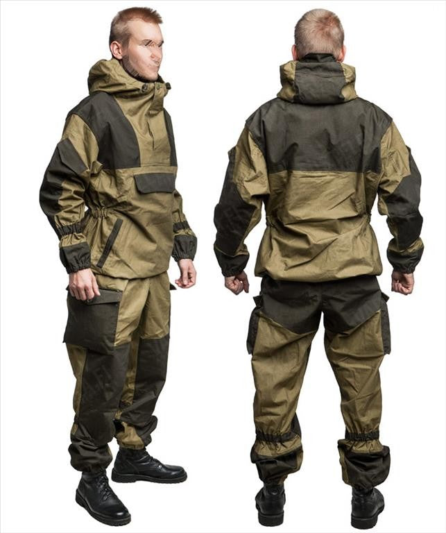 Russian Army Issue GORKA-4 Uniform