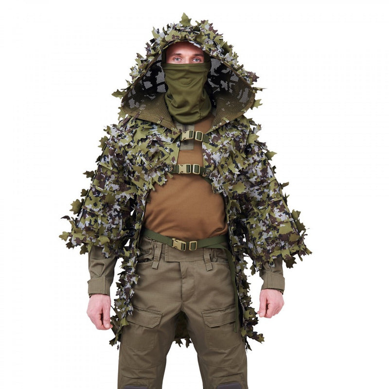Alligator Sniper Coat (Ghillie Suit) - 3D ATACS-FG