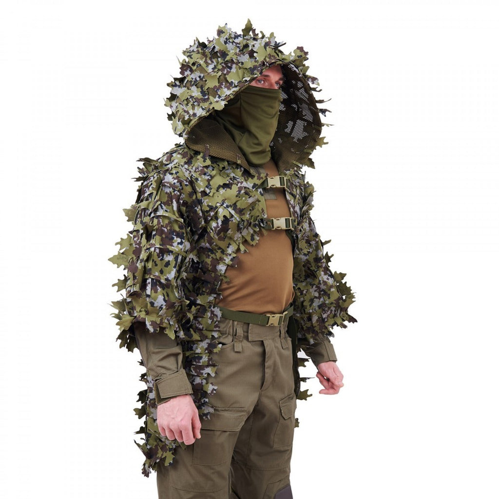 Alligator Sniper Coat (Ghillie Suit) - 3D POGRANICHNIK