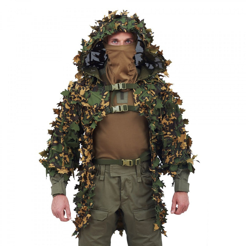 Alligator Sniper Coat (Ghillie Suit) - 3D FLEK-D