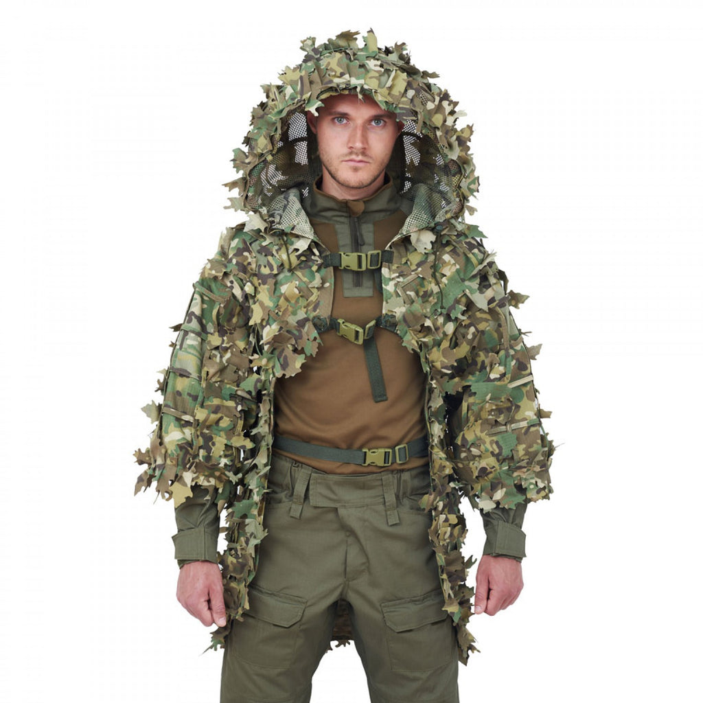 Alligator Sniper Coat - 3D MULTICAM
