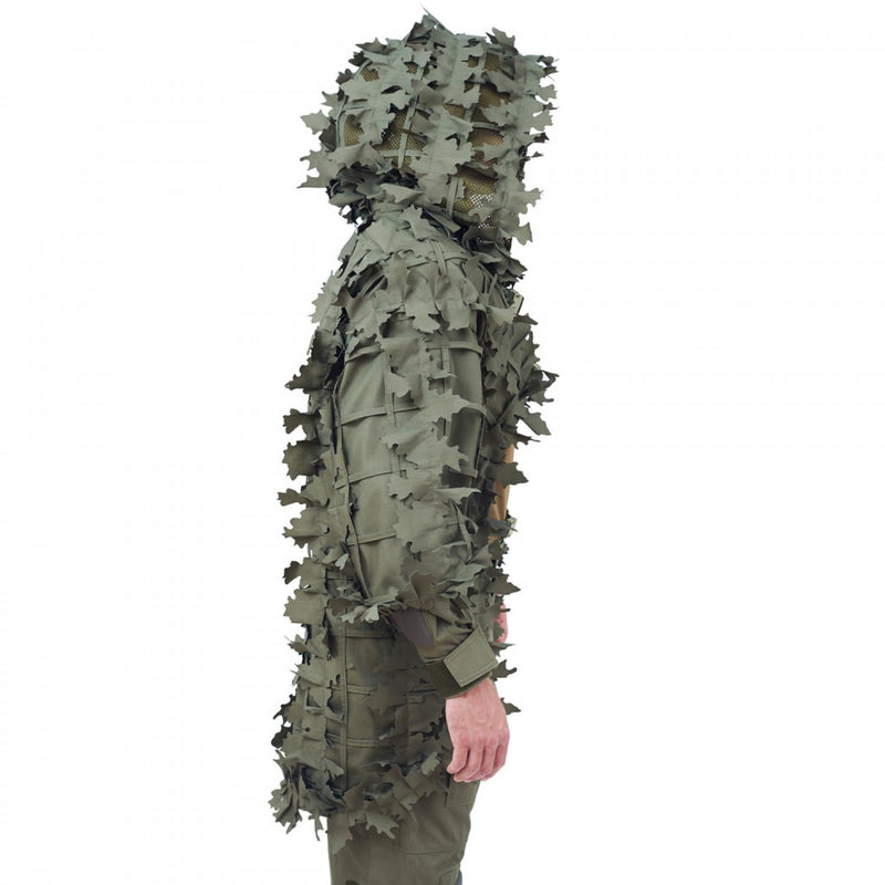 Alligator Sniper Coat (Ghillie Suit) - 3D OLIVE