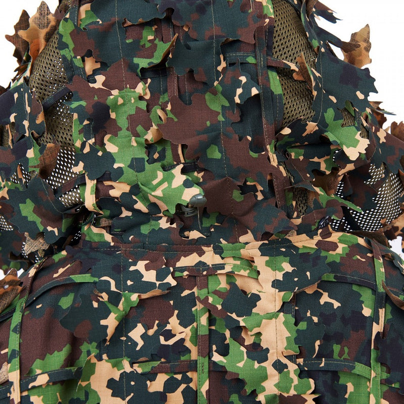 Alligator Sniper Coat (Ghillie Suit) - 3D IZLOM