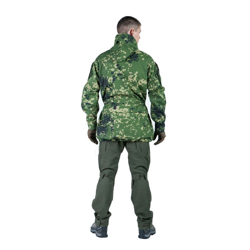 Tactical Camouflage Field Jacket - FLEK-D