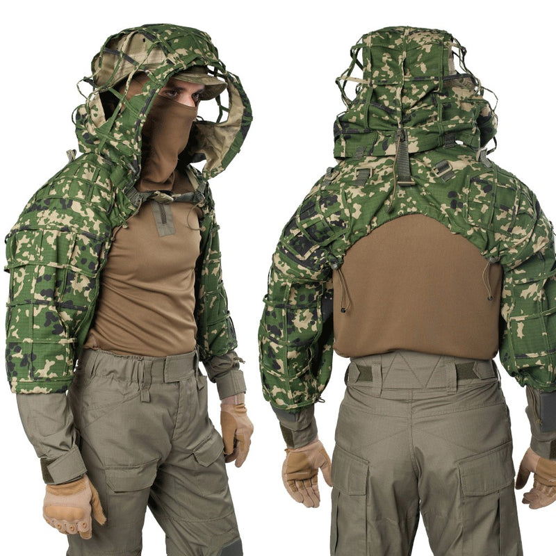 Sniper Cloak - Scorpion Design