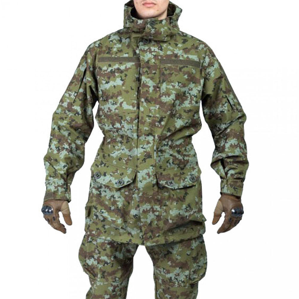 Tactical Camouflage Field Jacket