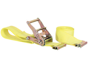 2 In. E-Track Ratchet Strap