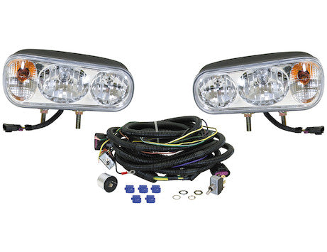 Universal Snow Plow Light Kit