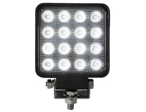 4.5 In. Square LED Clear Flood Light