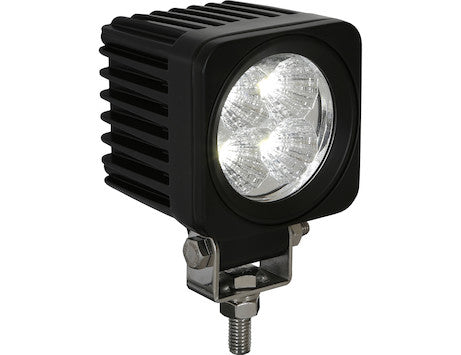 2.5 In. Square LED Clear Flood Light