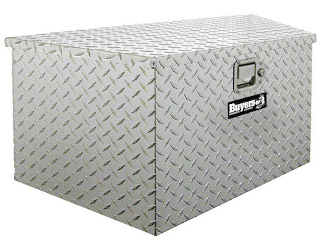 Diamond Tread Aluminum Trailer Tongue Truck Box