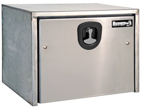 Stainless Steel Underbody Truck Box with Stainless Steel Door
