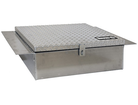 Heavy Duty Diamond Tread Aluminum In-Frame Truck Box