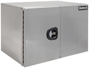 XD Smooth Aluminum Underbody Truck Box with Barn Door