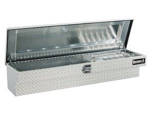 Diamond Tread Aluminum Lo-Sider Truck Box