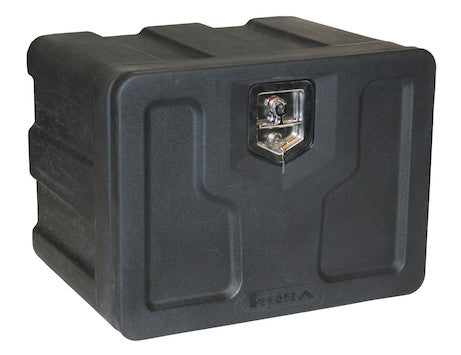 Black Poly Underbody Truck Box