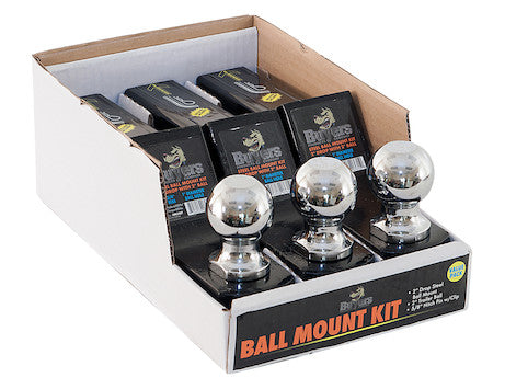 2-5/16 Inch Ball Mount Kit
