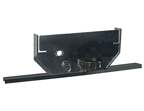 Hitch Plate with 2-1/2 Inch Receiver Tube