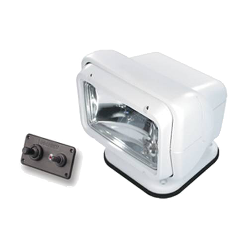 Golight Halogen 12 Volt Light With Wired Dash Mount Remote