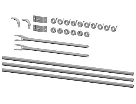 Aluminum Tarp Arm Kit for Large Dump Bodies