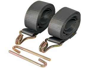 Replacement Strap and Pry Bar for Ladder Rack Tie Downs