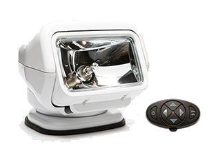Stryker Halogen 12 Volt Light With Wireless Dash Remote