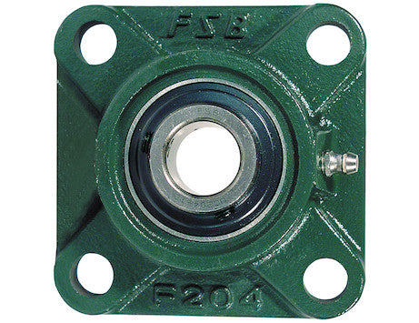 Eccentric Locking Collar Style Flange Bearings
