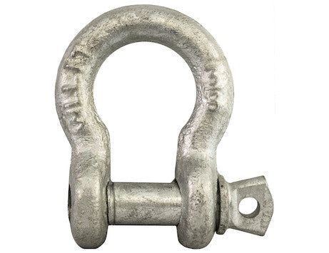 Galvanized Anchor Shackle