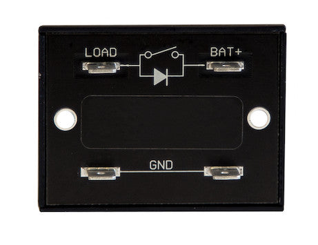 Low Voltage Disconnect Timer