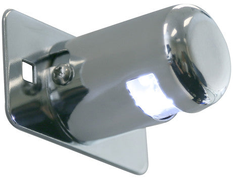 2.75 Inch License Plate Light with 2 LEDs