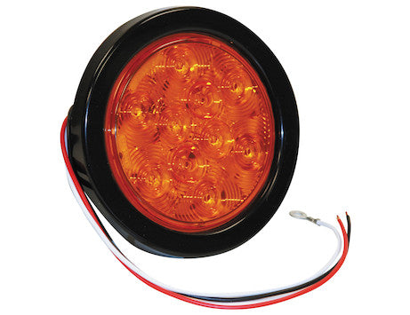 4 Inch Round Turn Signal Light Kit with 10 LEDs