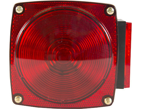 5 Inch Box-Style Incandescent Stop/Turn/Tail Light